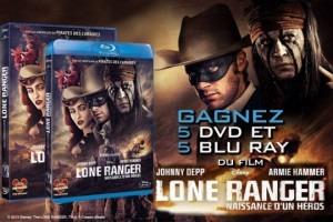 Jeu concours Lone Ranger [Jeu terminé]