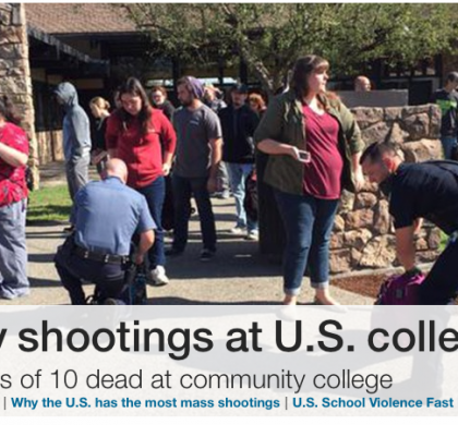 États-Unis : au moins dix morts dans une fusillade