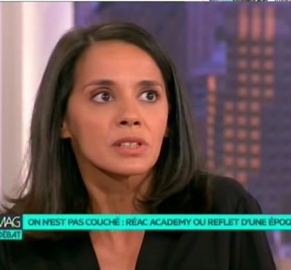 Sophia Aram : «Éric Zemmour a un problème avec sa b… !»