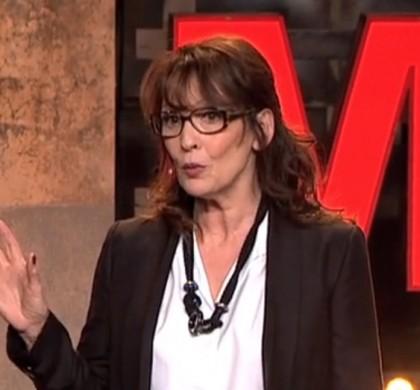 Canal Plus : Chantal Lauby défend Bolloré «Dès qu'il y a du changement, ça fait gueuler»
