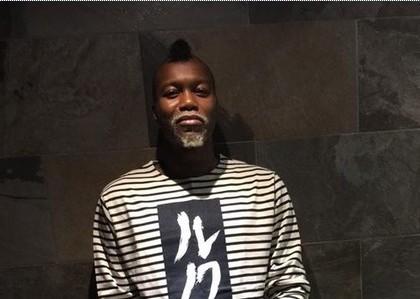 Capture d'écran Twitter Djibril Cissé