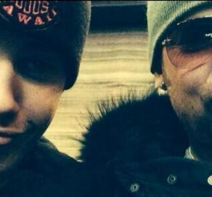 Capture d'écran Instagram @Justin Bieber