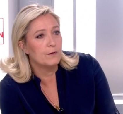 France 2 : Marine Le Pen laisse une note de 400 000 euros