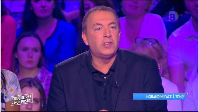 TPMP : Morandini se lâche sur Marc-Olivier Fogiel