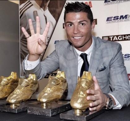 Capture d'écran Instagram Cristiano Ronaldo