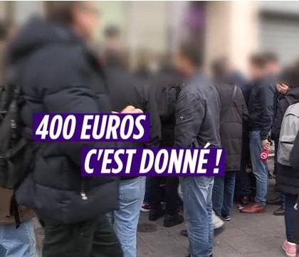 Assaut de Saint-Denis : Le Petit Journal filme la vente de vidéos amateurs aux médias