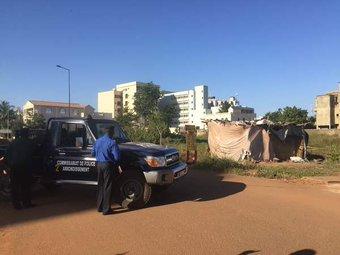 Bamako : des membres du personnel Air France présents dans l'hôtel