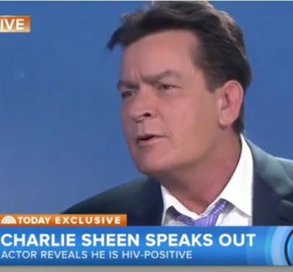 VIDEO : Charlie Sheen séropositif, l'acteur dévoile sa maladie à la télévision
