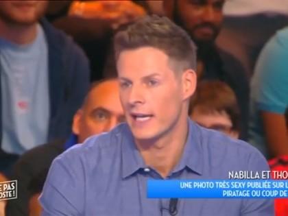 Matthieu Delormeau clash Nabilla et sa photo sexy