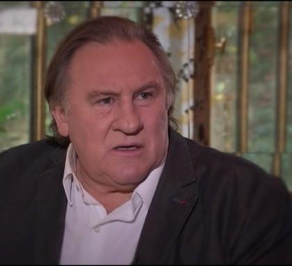 Gérard Depardieu : «J'ai mes périodes de connard total !»
