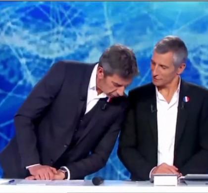 «Je t'emmerde Michel» : la femme de Nagui tacle Cymès en direct !