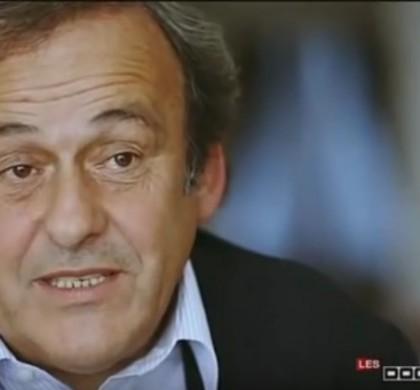 Présidence de la Fifa : la candidature de Platini rejetée !