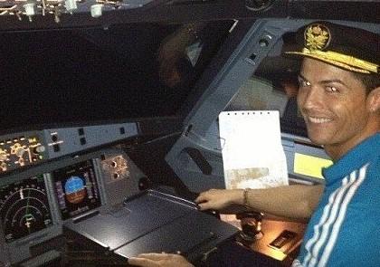 Cristiano Ronaldo s'offre un jet privé à 19 millions d'euros !