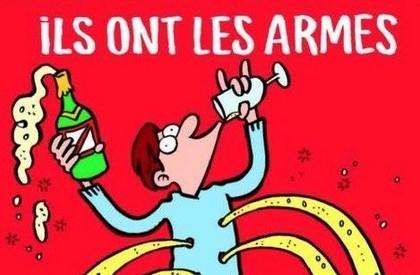 «On les emmerde», la Une du prochain Charlie Hebdo