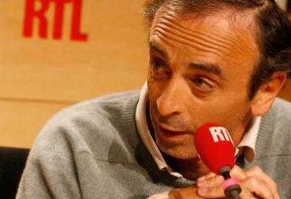 Polémique : Éric Zemmour «la France devrait bombarder Molenbeek», RTL le défend