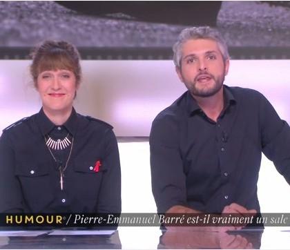 La Nouvelle Édition : Pierre-Emmanuel Barré flingue Bolloré dans sa chronique