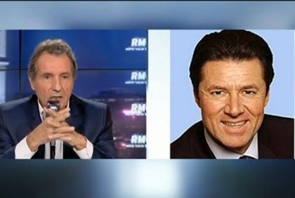 Clash : Christian Estrosi à Jean-Jacques Bourdin «RMC a soutenu le FN de façon honteuse !»