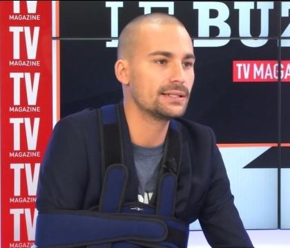 Bertrand Chameroy : «Parfois, les critiques des chroniqueurs dans TPMP sont gratuites»