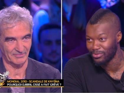 TPMS : Djibril Cissé regrette de «ne pas avoir eu de couilles» à Knysna