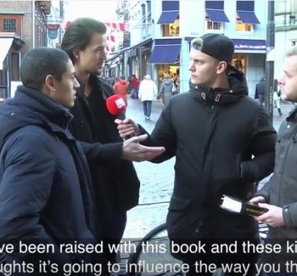 Vidéo : Des youtubeurs lisent la Bible à des passants, faisant croire que c'est le Coran