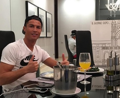 Vidéo : Cristiano Ronaldo dévoile sa superbe villa à Madrid