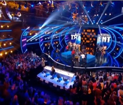Vidéo : Incident en direct dans «La France a un incroyable talent»