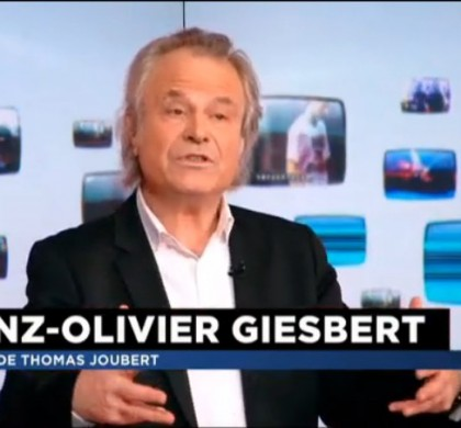 Franz-Olivier Giesbert clashe Cyril Hanouna et son tweet aux journalistes