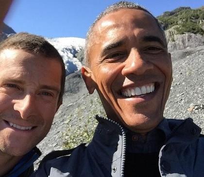 Bear Grylls dévoile les coulisses de son émission avec Obama