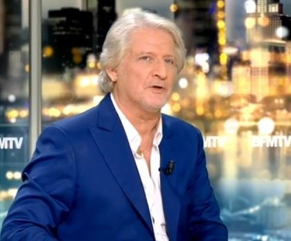 Julien Lepers : Patrick Sébastien dénonce «la nouvelle mode qui consiste à jeter les vieux»