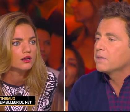 Cristiano Ronaldo : clash entre Daniel Riolo et Francesca dans Touche pas à mon sport