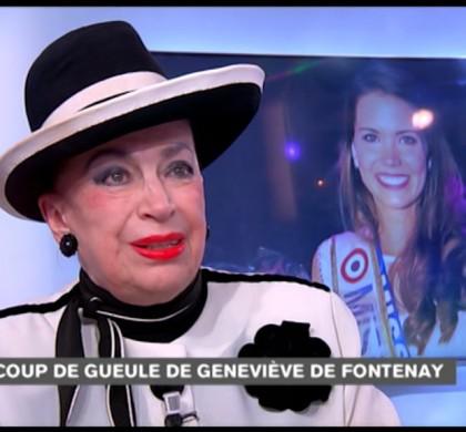 Miss Prestige National : Geneviève de Fontenay raccroche, les raisons de son départ…
