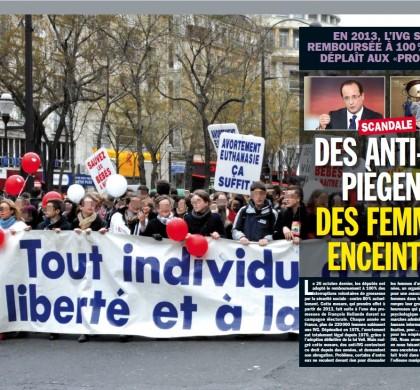 Scandale autour d'un site anti-ivg : Entrevue l'avait dénoncé en 2012 !