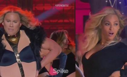 Vidéo : Channing Tatum parodie Beyonce et fait le buzz