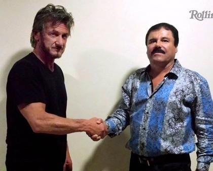 Vidéo : découvrez l'interview intégrale du baron de la drogue El Chapo par Sean Penn