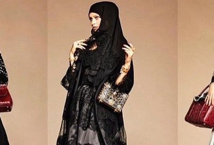 Dolce & Gabbana lance sa première collection de hijabs