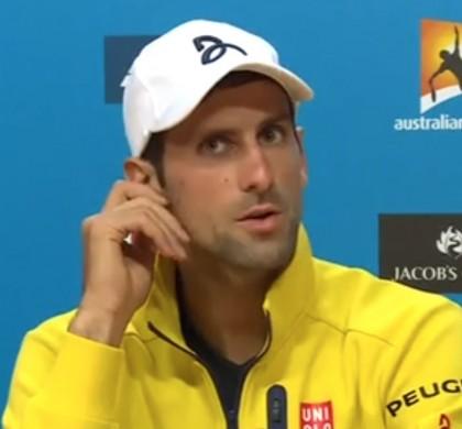 Matchs truqués de tennis : 200 000 euros proposés à Djokovic pour planter un match