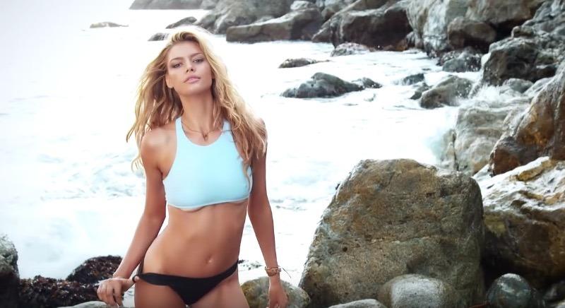 La vidéo sexy de Kelly Rohrbach, la nouvelle bombe d'Alerte à Malibu