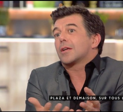 Vidéo : Stéphane Plaza et ses parties de jambes en l'air «trop bruyantes»