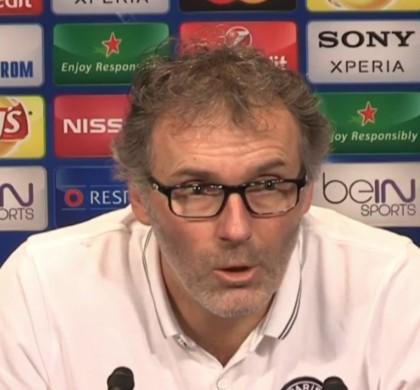 Vidéo : Laurent Blanc sur Serge Aurier «Je trouve ça pitoyable»