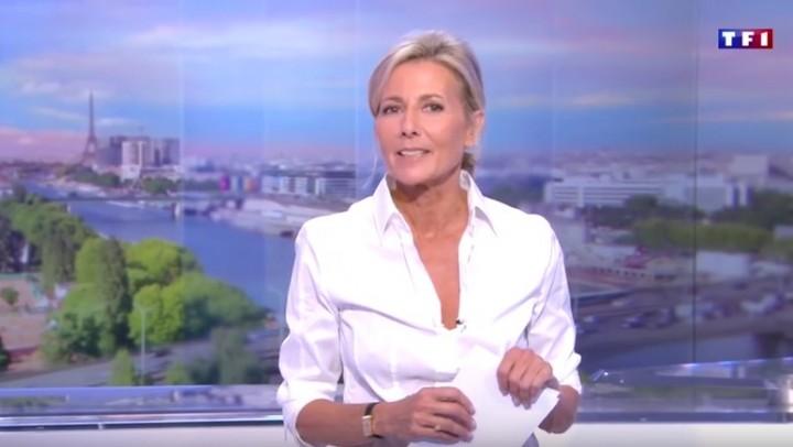 TF1 : Claire Chazal réclame un million d'euros de dommages et intérêts !