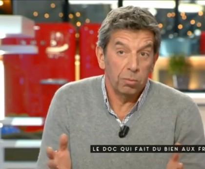 C à vous : critiqué par Gilles Verdez, Michel Cymès réplique (vidéo)