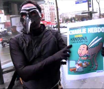 Une de Charlie Hebdo : Cyril Hanouna répond avec humour