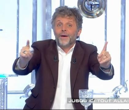 Salut les Terriens : Stéphane Guillon se moque de Diam's et sa marque de vêtements