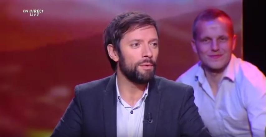 Julien Cazarre tacle TPMP : «Verdez c'est le diner de con, Malagré c'est la vulgarité à l'extrême !»
