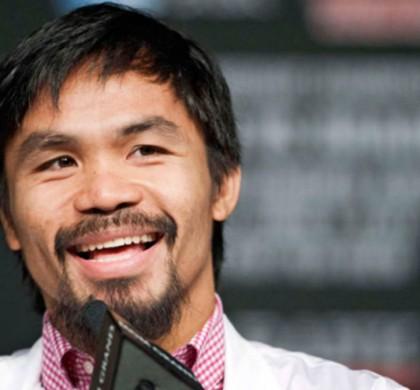 Le champion de boxe Pacquiao compare les couples gays à «des animaux»