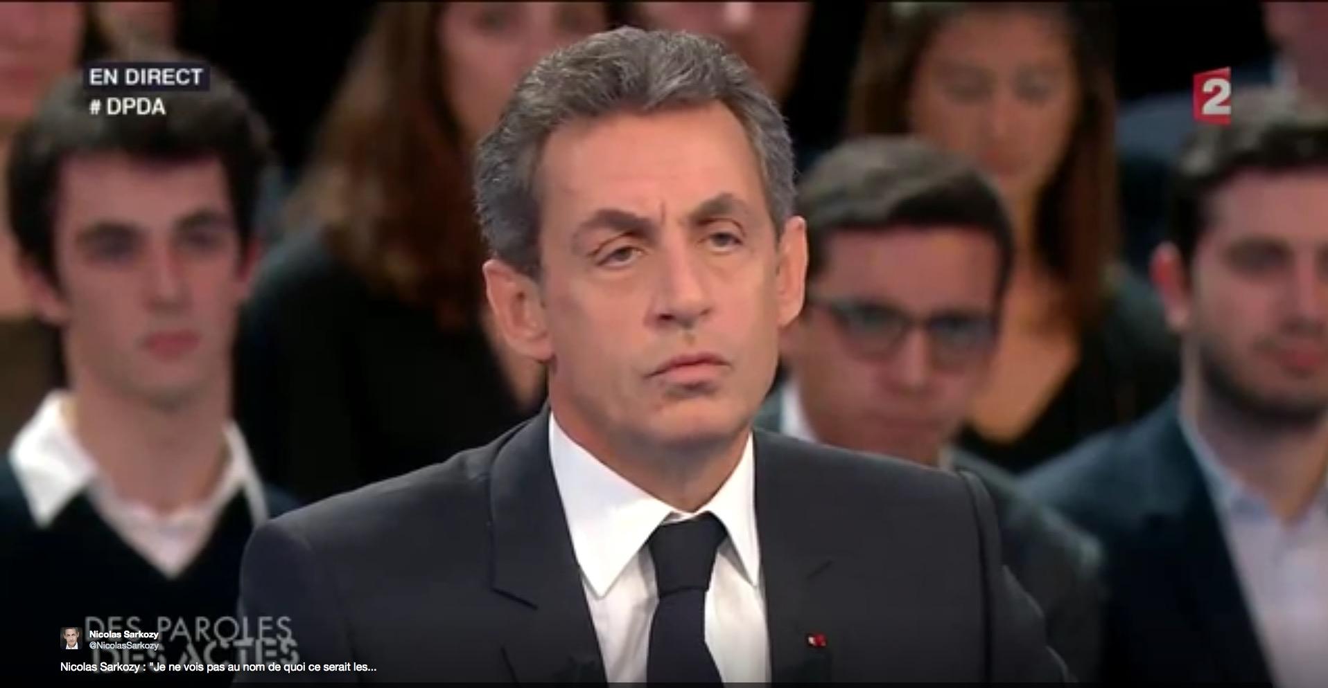 Sarkozy à DPDA : France 2 coupe le micro d'un syndicaliste