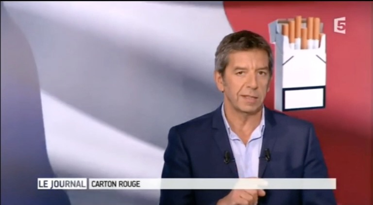 Vidéo : Le coup de gueule de Michel Cymès et Marina Carrère d'Encausse contre Sarkozy