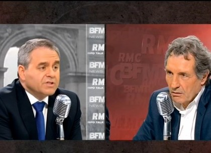 Terrorisme : Xavier Bertrand évoque la «peine de mort» (vidéo)