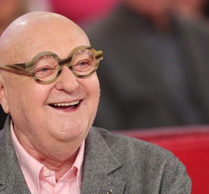 Décès de Jean-Pierre Coffe à l'âge de 78 ans