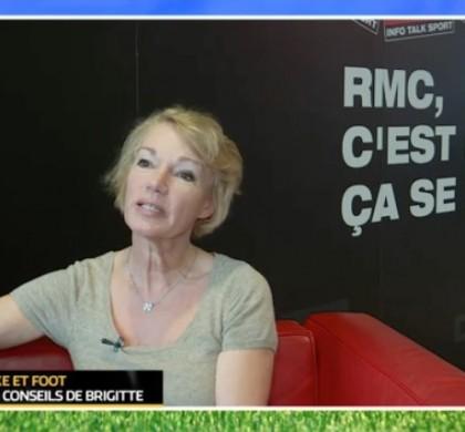 TPMS : les conseils coquins de Brigitte Lahaie aux footballeurs (Vidéo)